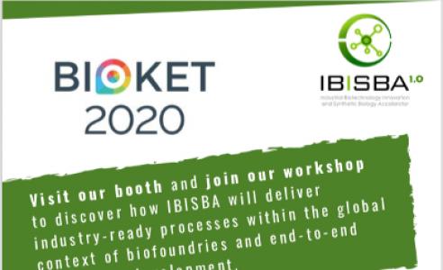 BIOKET 2020 10-12th March 2020 | IBISBA workshop 12th March 2020