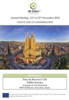 Annual Meeting IBISBA 1.0 - Venue  Accommodation