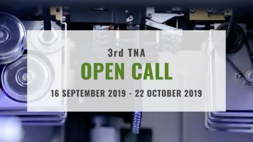 3rd TNA Open Call
