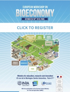 European Workshop on Bioeconomy 2019