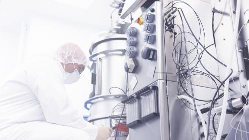 On demand: Bioprocess Development and Upscaling