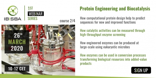 Upcoming: Protein Engineering and Biocatalysis